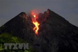 Núi lửa mạnh nhất Indonesia