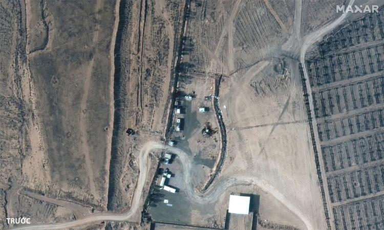 Mỹ ném 1,4 tấn bom diệt một dân quân tại Syria
