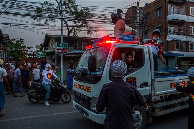 Bi kịch dân thường trong cuộc biểu tình Myanmar - 6