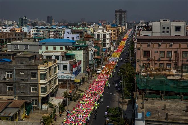 Bi kịch dân thường trong cuộc biểu tình Myanmar - 10