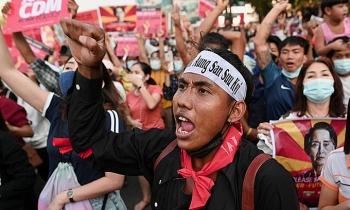 Các nước đã hành động gì với đảo chính ở Myanmar?