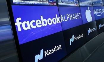 Chứng khoán Mỹ tăng mạnh nhờ cổ phiếu công nghệ