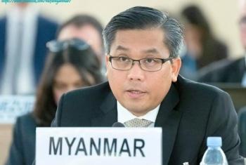 Đặc phái viên Myanmar vẫn được công nhận tại Liên hợp quốc