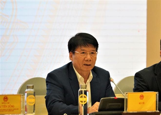 Thứ trưởng Y tế: Hải Dương được ưu tiên tiêm vaccine COVID-19 trước - 1