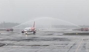 Sân bay Vân Đồn mở cửa trở lại