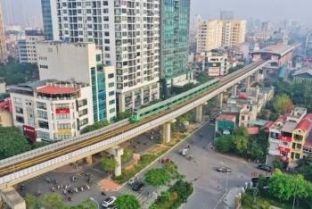 Đường sắt đô thị Cát Linh- Hà Đông đã sẵn sàng đón khách