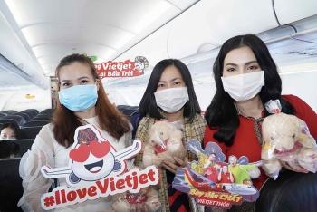 Vietjet tung vé khuyến mại 0 đồng bay khắp Việt Nam