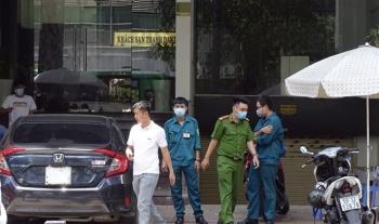 TP.HCM: Phong tỏa khách sạn có 35 người Trung Quốc nghi nhập cảnh trái phép