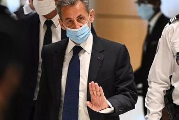 Tương lai của cựu Tổng thống Pháp Sarkozy sau phán quyết lịch sử của tòa án