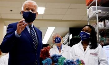 Tổng thống Biden sẽ có bài phát biểu 'giờ vàng'
