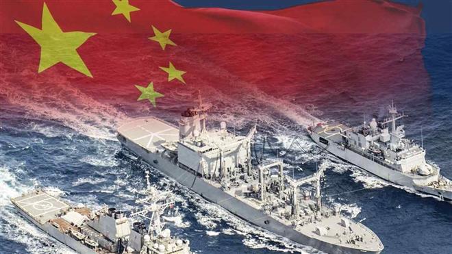 Điều tàu chiến tới Biển Đông: Cách châu Âu đối phó Trung Quốc? - 1