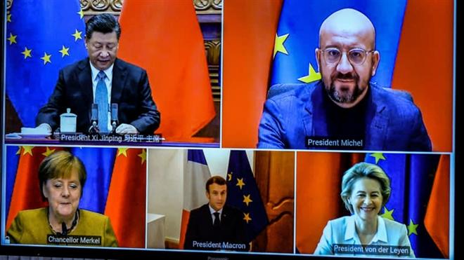Điều tàu chiến tới Biển Đông: Cách châu Âu đối phó Trung Quốc? - 3