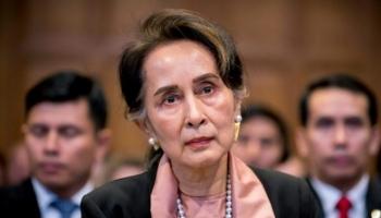 Quân đội Myanmar cáo buộc bà Aung San Suu Kyi nhận hối lộ 600.000 USD
