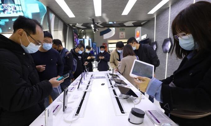 Trung Quốc theo đuổi khát vọng thoát công nghệ Mỹ