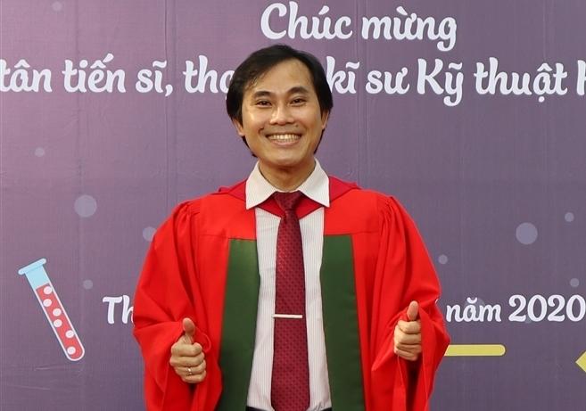 ĐH Bách khoa TP.HCM nói chưa có cơ sở kết luận GS TS Phan Thanh Sơn Nam gian dối