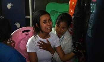 Thêm 12 người biểu tình Myanmar bị bắn chết