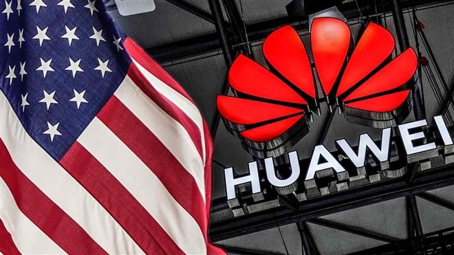 Chính quyền Biden tiếp tục mạnh tay với gã khổng lồ công nghệ Huawei - 1