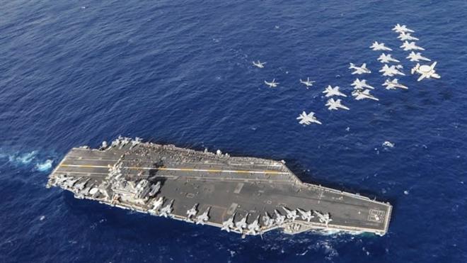 Tướng Mỹ: Xung đột với Trung Quốc không chỉ trên biển mà còn trên cả đất liền - 1