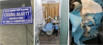 Báo động phẫu thuật thẩm mỹ chui ở TP.HCM