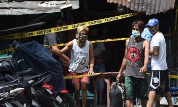 Philippines ghi nhận loạt biến chủng nCoV