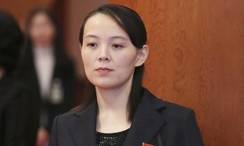 Em gái Kim Jong-un cảnh cáo chính quyền Biden