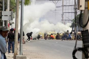 Thêm 11 người biểu tình chết ở Myanmar