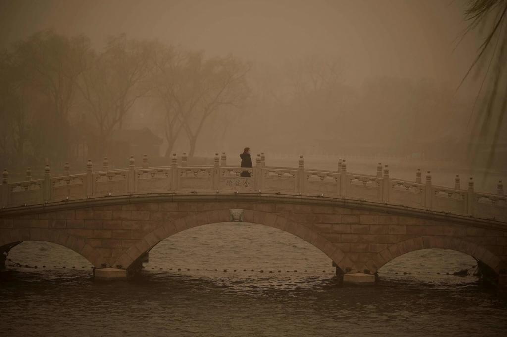 Bắc Kinh như ngày tận thế