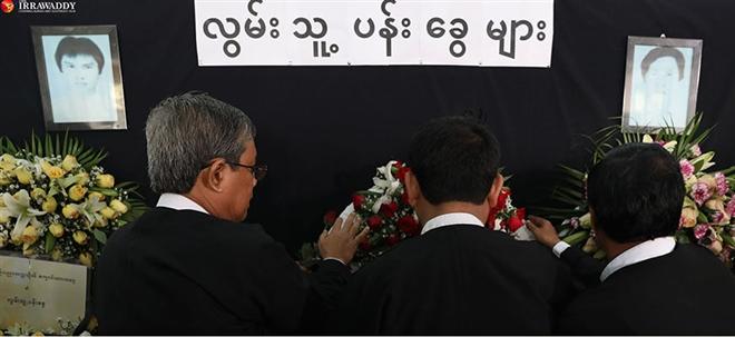 Quyền lực của quân đội Myanmar - 1