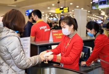 Hành khách bắt buộc phải khai báo y tế trước chuyến bay