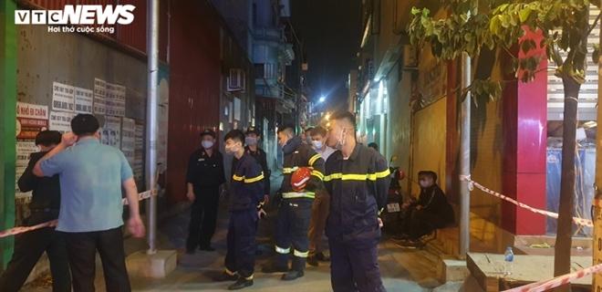 Xác định nghi phạm gây ra vụ nổ tiệm vàng ở Hải Phòng - 2