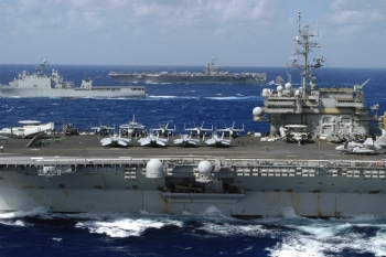 Gia tăng sức ép đối với các yêu sách phi pháp của Trung Quốc ở Biển Đông