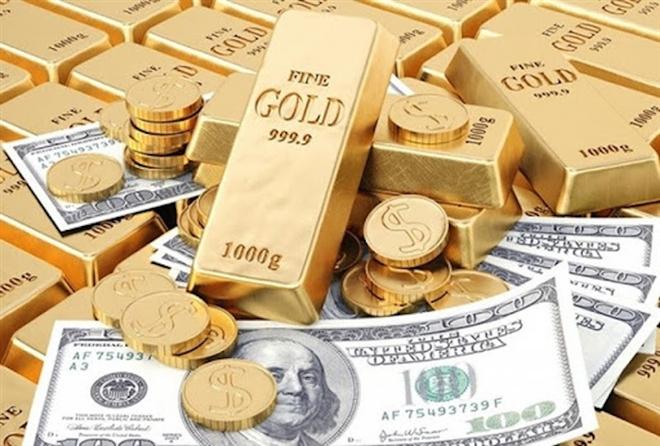 """Vàng, USD diễn biến thất thường, nên """"ôm"""" gì lúc này?"""