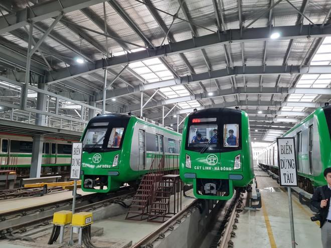Tiến độ đường sắt Cát Linh- Hà Đông vẫn bám sát chỉ đạo của Thủ tướng ảnh 4