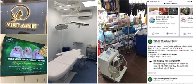 TP.HCM: Cơ sở chăm sóc da 'lấn sân' phẫu thuật thẩm mỹ vùng kín - 1