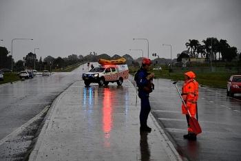 Nguy cơ vỡ đập, người Australia sơ tán khẩn cấp