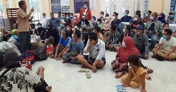 An Giang cách ly hơn 60 người về từ Campuchia