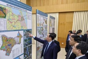 Hà Nội công bố quy hoạch 4 quận trung tâm