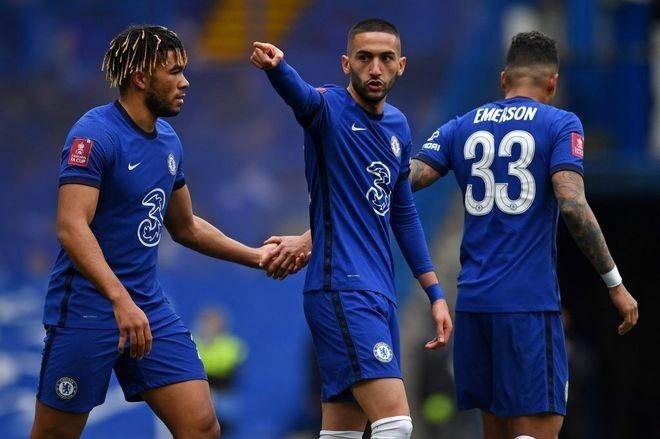 Chelsea đại chiến Man City ở bán kết Cup FA