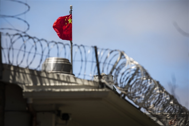 EU trừng phạt Trung Quốc lần đầu tiên sau hơn 30 năm