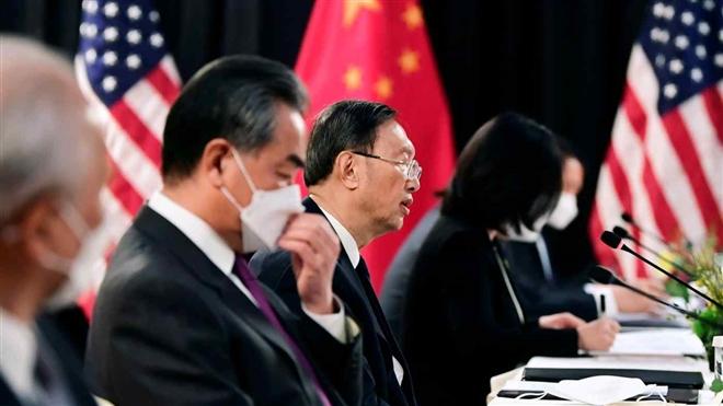 Cuộc gặp Mỹ-Trung ở Alaska: Ai thắng? - 1