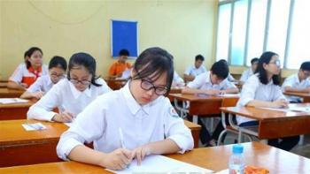 Thông tin chính thức về kỳ thi tuyển sinh lớp 10 năm 2021 ở TP.HCM
