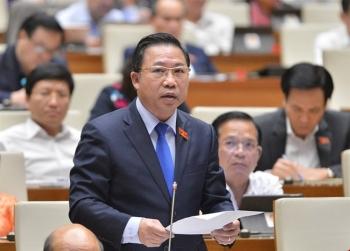Kiến nghị Bộ Chính trị cho ông Lưu Bình Nhưỡng tái ứng cử ĐBQH diện đặc biệt