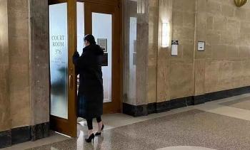 Trịnh Sảng phờ phạc trong phiên tòa ở Mỹ