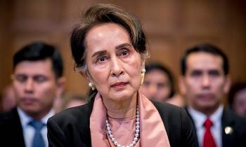 Quân đội Myanmar công bố lời thú nhận hối lộ bà Suu Kyi
