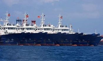 Philippines điều thêm tàu hải quân tới Biển Đông