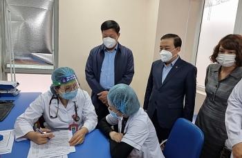 Bộ Y tế xác nhận 2 ca COVID-19 nhập cảnh trái phép tại TP.HCM và Hải Phòng
