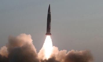 """Triều Tiên tuyên bố thử """"đầu đạn dẫn đường chiến thuật mới"""""""