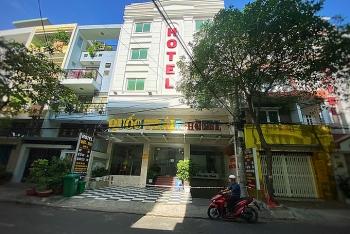Phong tỏa khách sạn ở Sài Gòn