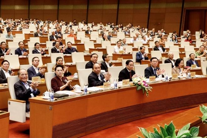 Thủ tướng giới thiệu, quán triệt Chiến lược phát triển kinh tế - xã hội 10 năm - 1