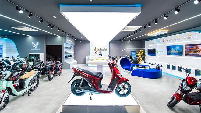 Khai trương 64 showroom xe máy điện VinFast kết hợp trung tâm trải nghiệm Vin3S toàn quốc ảnh 3